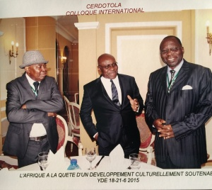 colloque international cerdotola au cameroun