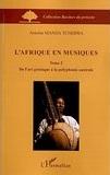 l'afrique en musique