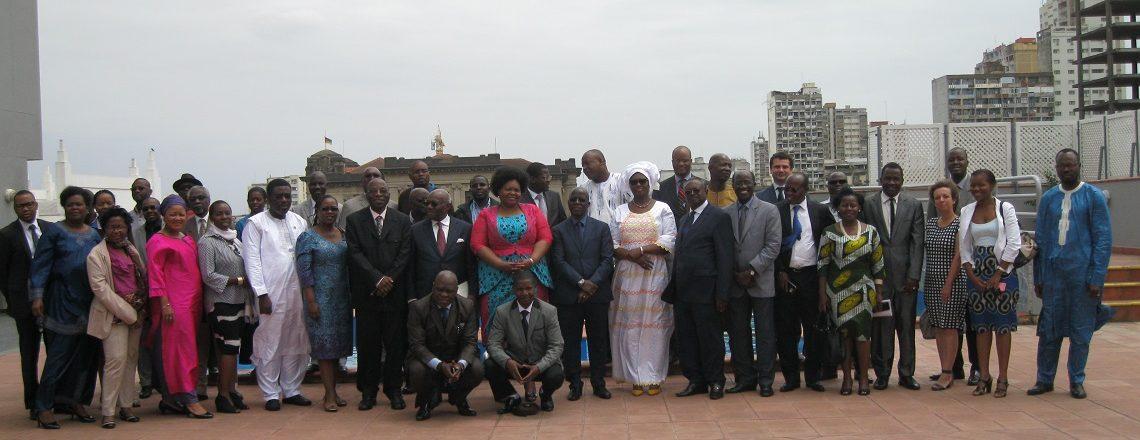 En marge des 50 ans du CELHTO à Niamey