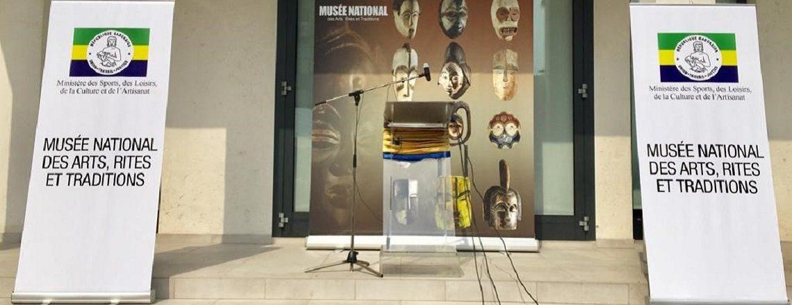 RENTREE ADMINISTRATIVE AU MUSEE NATIONAL DU GABON